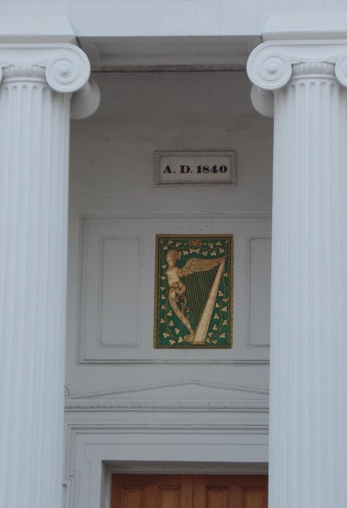 Hibernian Hall, Charleston